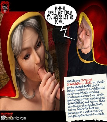 Traditions 3 – Initiation Sex Comic sex 47
