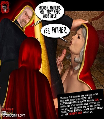 Traditions 3 – Initiation Sex Comic sex 49