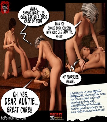 Traditions 3 – Initiation Sex Comic sex 50