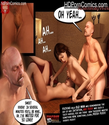 Traditions 3 – Initiation Sex Comic sex 61