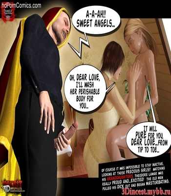 Traditions 3 – Initiation Sex Comic sex 8