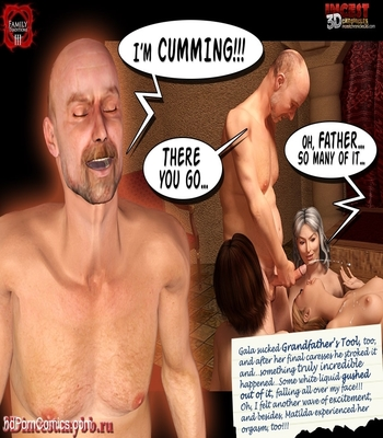 Traditions 3 – Initiation Sex Comic sex 86