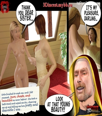 Traditions 3 – Initiation Sex Comic sex 9