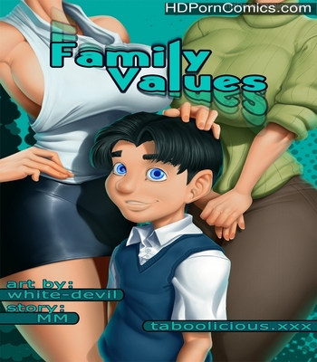 Porn Comics - Values 1 – Best Weekend Ever Sex Comic