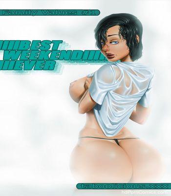 Values 1 – Best Weekend Ever Sex Comic sex 2