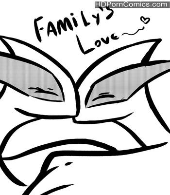 Porn Comics - Family's Love Sex Comic