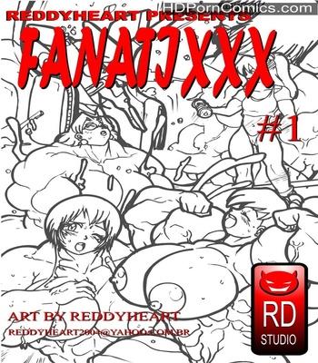 Porn Comics - Fanatixxx 1 Sex Comic
