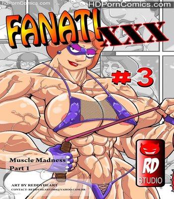 Porn Comics - Fanatixxx 3 – Muscle Madness 1 Sex Comic
