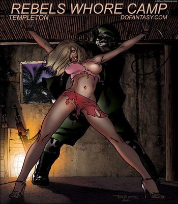 Porn Comics - Fansadox – Rebels Whore Camp free Cartoon Porn Comics