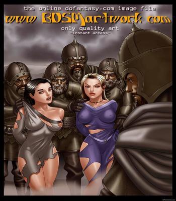 Fansadox – Rebels Whore Camp free Cartoon Porn Comics