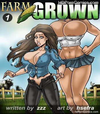 Porn Comics - Farm Grown 1 Sex Comic