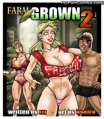 Porn Comics - Farm Grown 2 Sex Comic