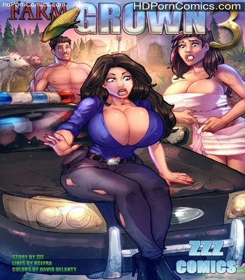 Porn Comics - Farm Grown 3 Sex Comic