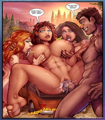 Farm Grown 3 Sex Comic sex 20