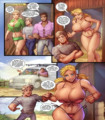 Farm Grown 3 Sex Comic sex 5
