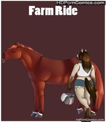 Porn Comics - Farm Ride Sex Comic