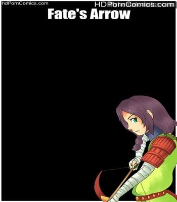 Porn Comics - Fate's Arrow Sex Comic