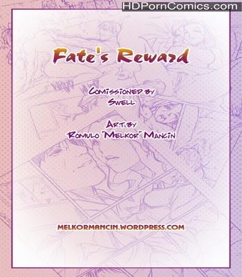 Porn Comics - Fate's Reward Sex Comic
