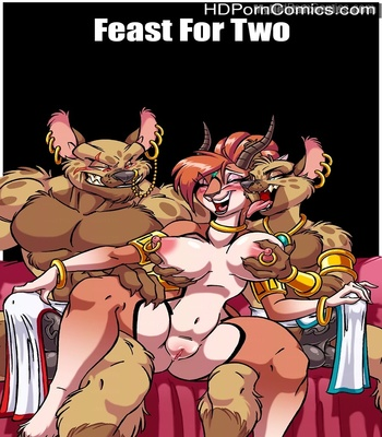 Porn Comics - Feast For Two Sex Comic