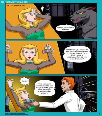 Feline Instincs 2 free sex comic