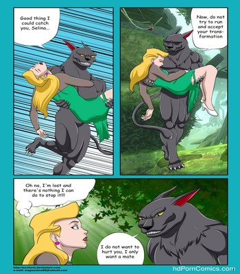Feline Instincs 8 free sex comic
