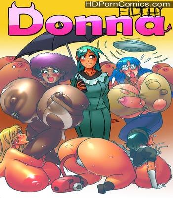 Porn Comics - Filthy Donna 1 Sex Comic