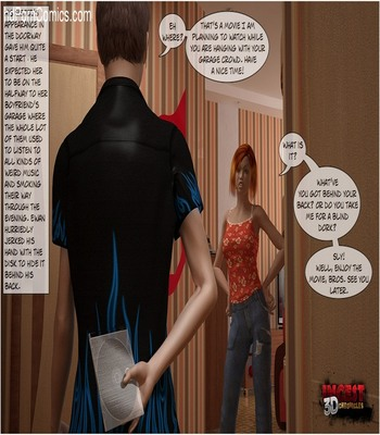 First Lessons From Mrs. Page Sex Comic sex 6