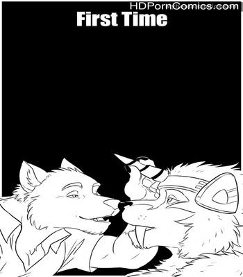 Porn Comics - First Time Sex Comic