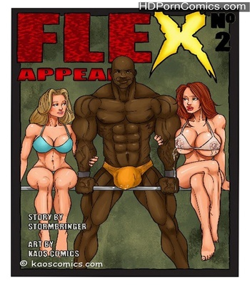 Porn Comics - Flex Appeal 2 Sex Comic