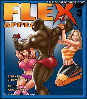 Porn Comics - Flex Appeal 3 Sex Comic