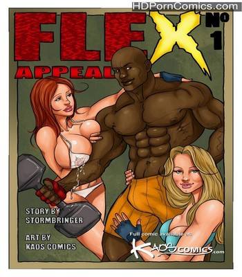 Porn Comics - Flex Appeal 1 Sex Comic