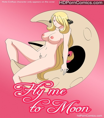 Porn Comics - Fly Me To Moon Sex Comic
