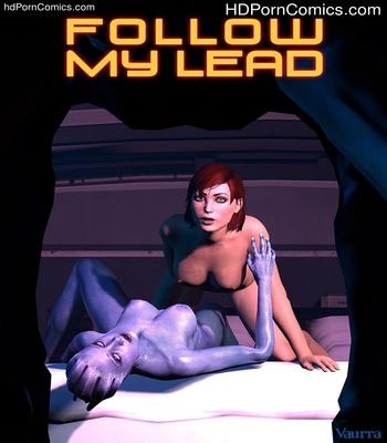 Porn Comics - Follow My Lead Sex Comic