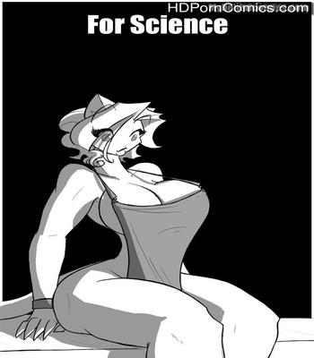 Porn Comics - For Science Sex Comic
