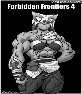 Porn Comics - Forbidden Frontiers 4 Sex Comic
