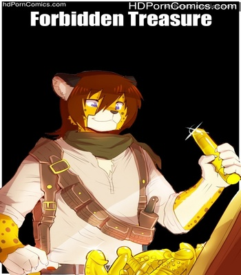 Porn Comics - Forbidden Treasure Sex Comic