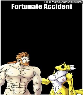 Porn Comics - Fortunate Accident Sex Comic