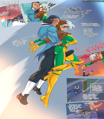 Porn Comics - Fred Perry – Rated X-Men free Cartoon Porn Comic