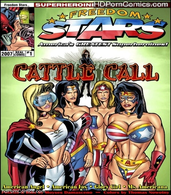 Porn Comics - Freedom Stars – Cattle Call 1