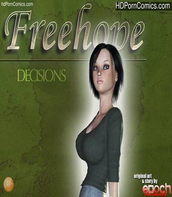 Porn Comics - Freehope 3 – Decisions Sex Comic