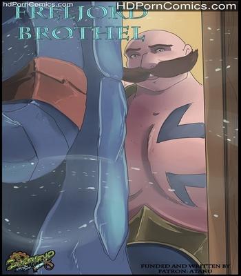 Porn Comics - Freljord Brothel Sex Comic