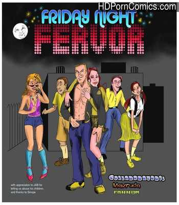 Porn Comics - Friday Night Fervor – Porncomics free Porn Comic
