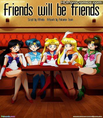 Porn Comics - Friends will be Friends free Cartoon Porn Comic