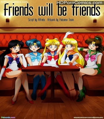 Porn Comics - Friends Will Be Friends Sex Comic