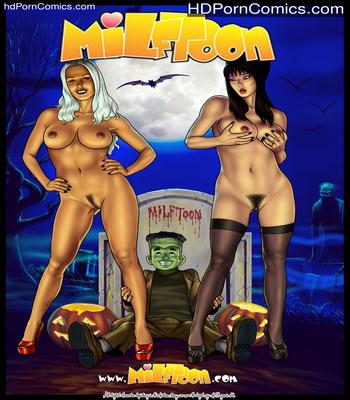 Porn Comics - Fright Night Porn Comics free Porn Comic