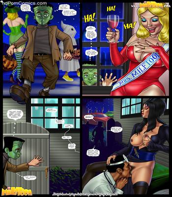 Fright Night Porn Comics2 free sex comic