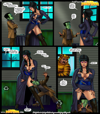 Fright Night Porn Comics4 free sex comic