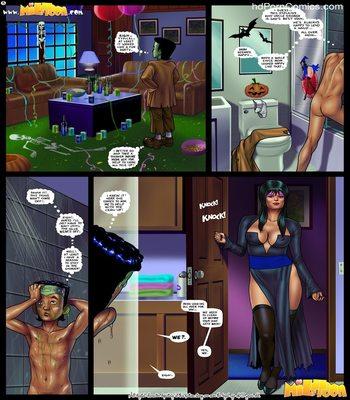 Fright Night Porn Comics8 free sex comic
