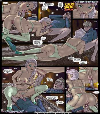 Frozen Parody Part 125 free sex comic