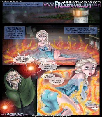 Porn Comics - Frozen Parody- 4 free Porn Comic
